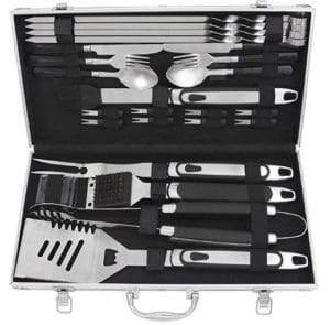 set barbecue per ogni occasione