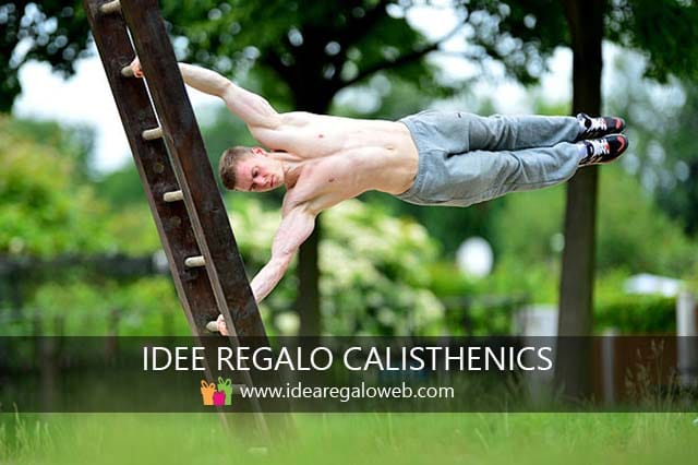 Idee regalo calisthenics - idearegaloweb