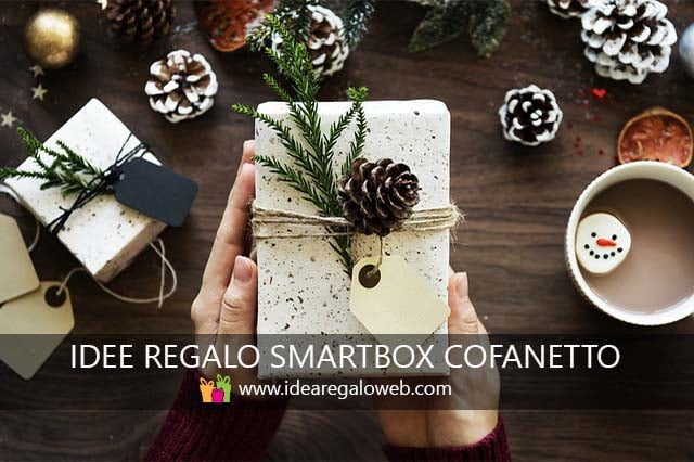 Idee regalo smartbox cofanetto - idearegaloweb
